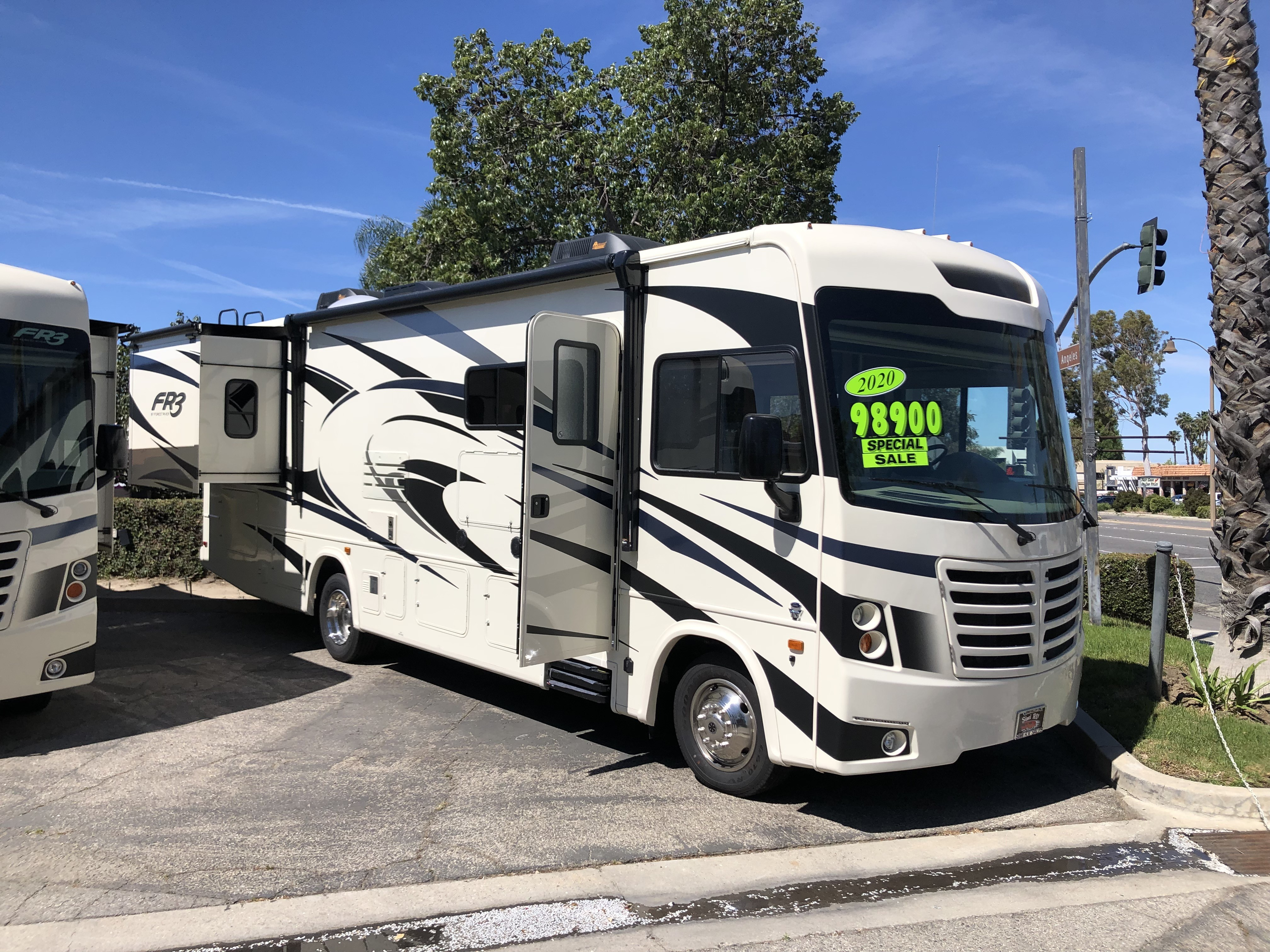 Rv For Sale >> California Rv Dealer New Used Rv Sales Parts Service
