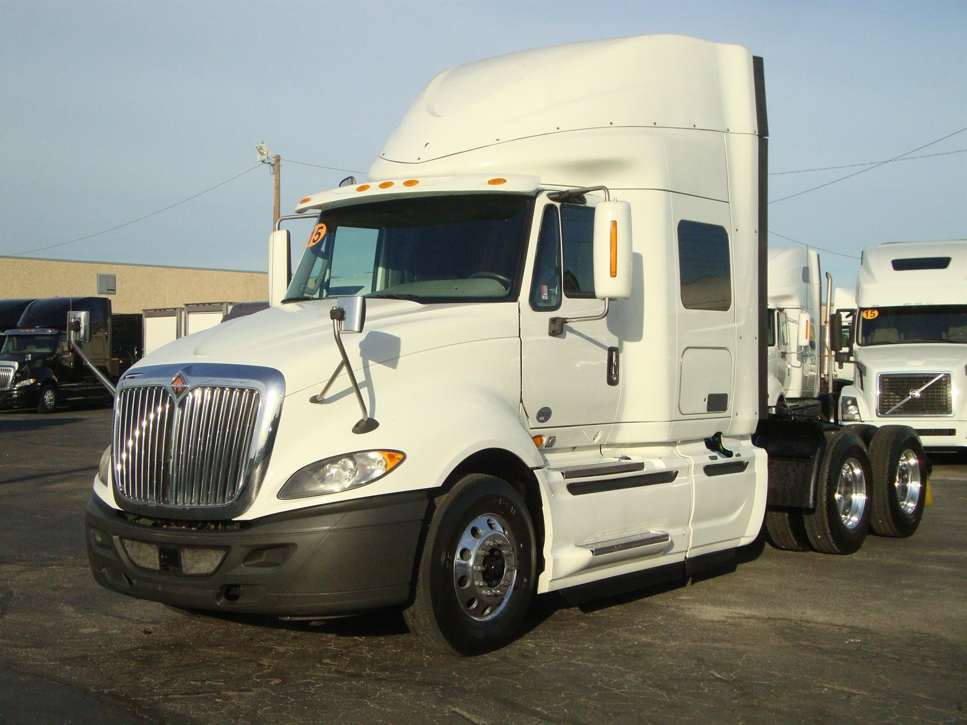 Used Inventory | Conventional, Cab/Chassis & Van Trucks