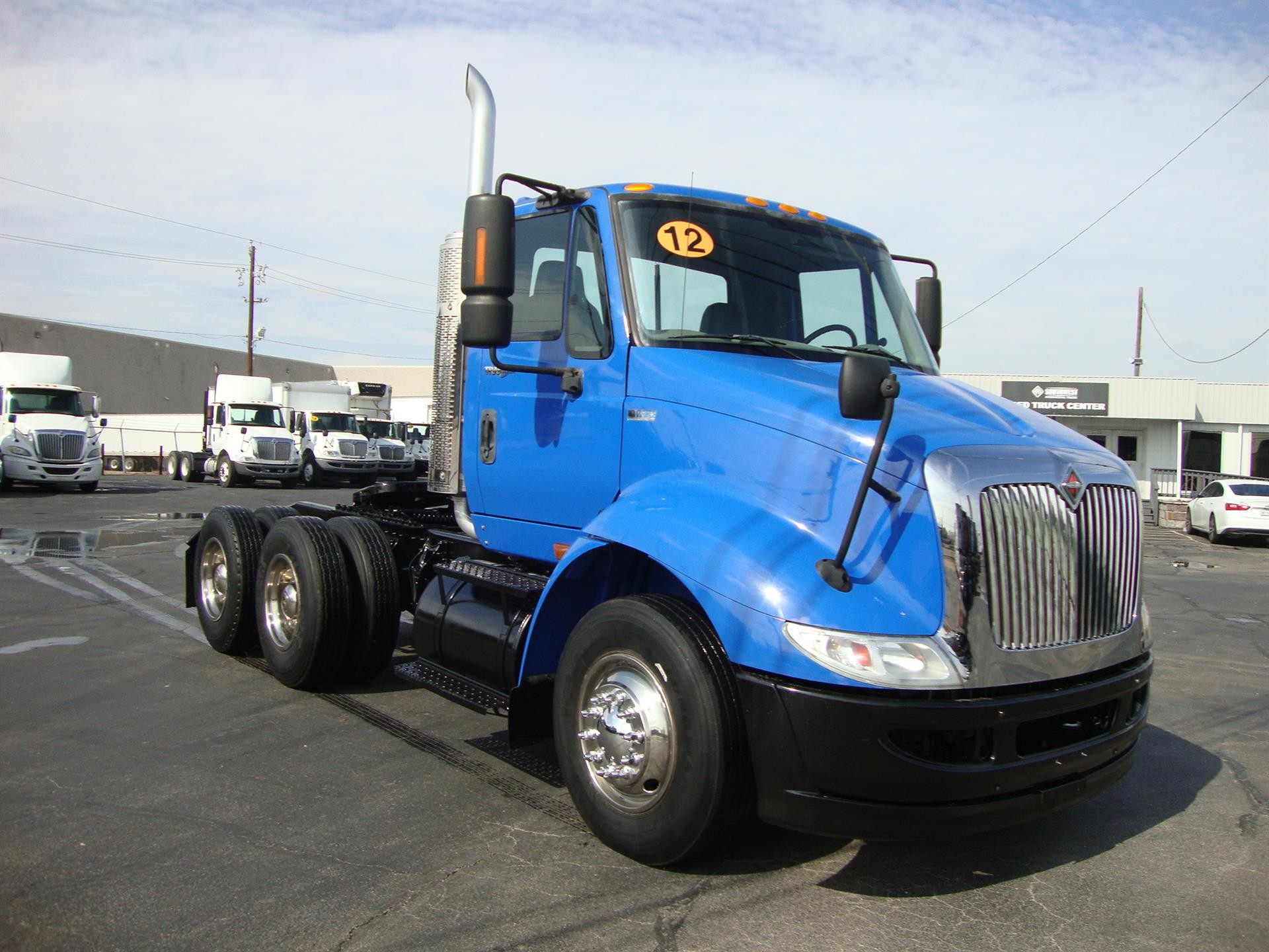 Commercial Truck Dealer In Texas Sales Idealease Leasing