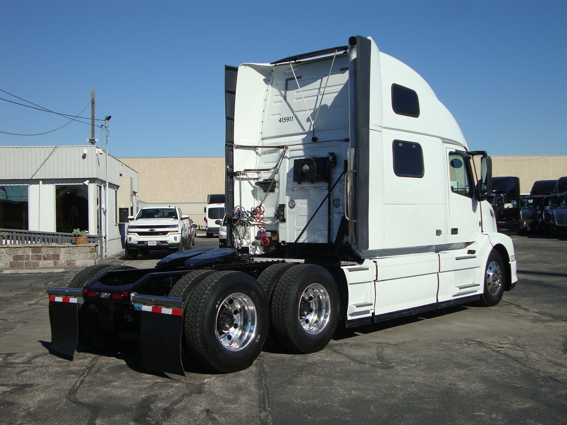 Used 2015 Volvo Vnl 780 In Dallas Tx