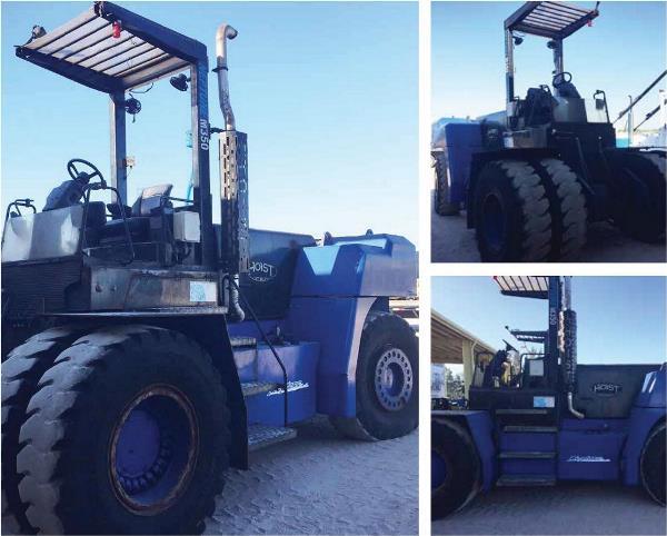Used, 2013, Hoist, M270 - M370, Forklifts / Lift Trucks