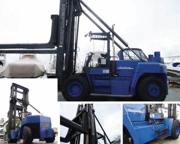Used, 2010, Hoist, M270 - M300, Forklifts / Lift Trucks