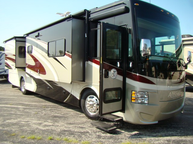 Used 2016 Tiffin Motorhomes ALLEGRO 38QRA in Frankfort, IL