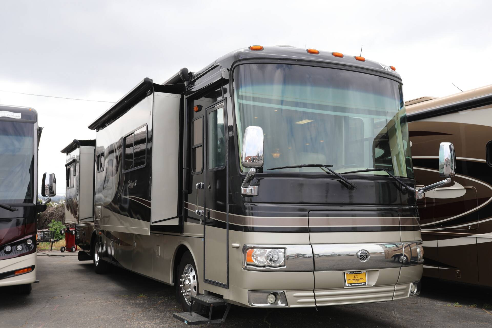 Tom Lindstrom RV Inc  - CA RV Dealer