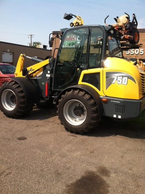 Top Notch Equipment Inc, Branch Manager Attachments, Mustang/Gehl