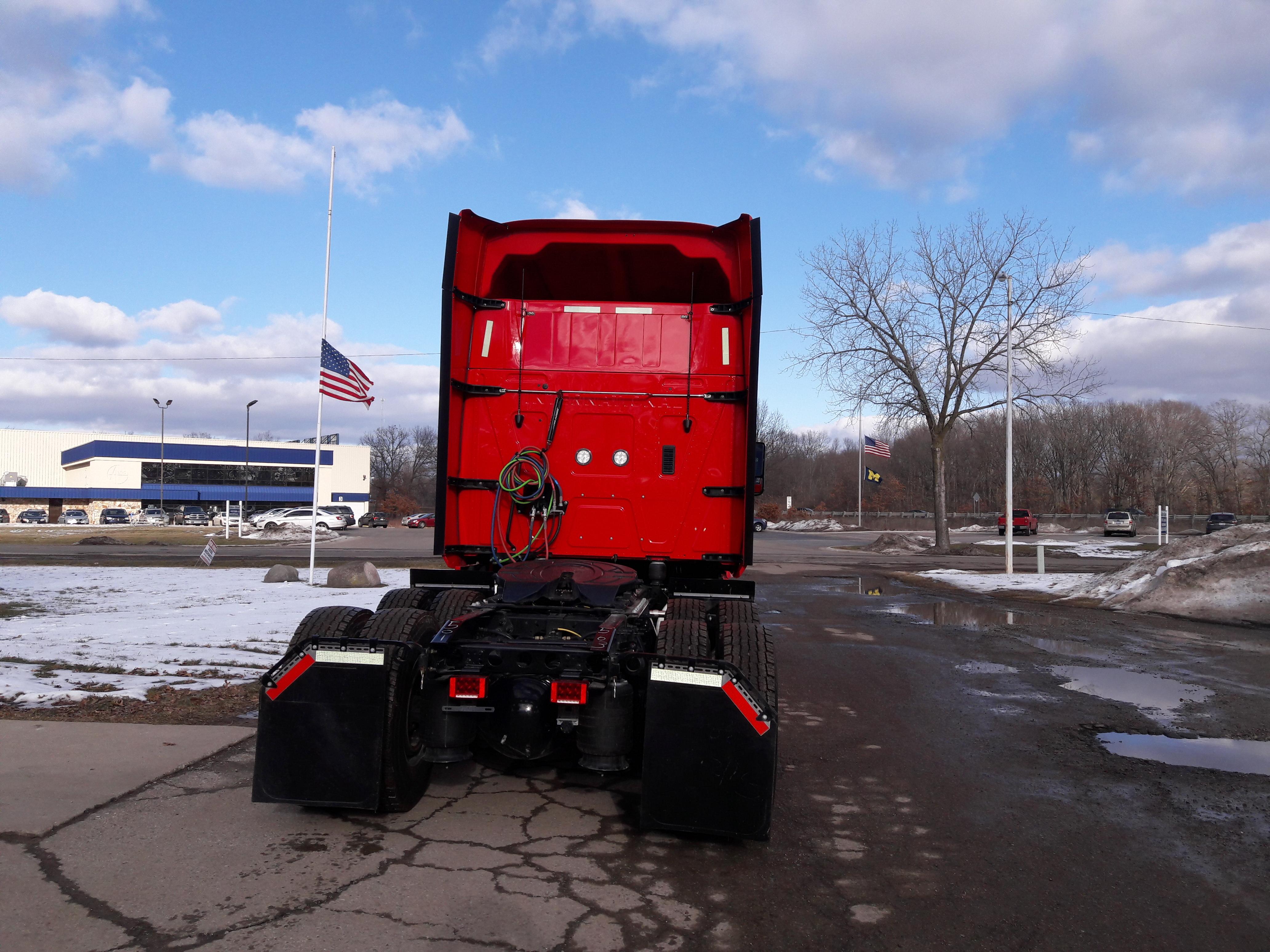 New 2019 International LT625 6x4 in Dearborn, MI
