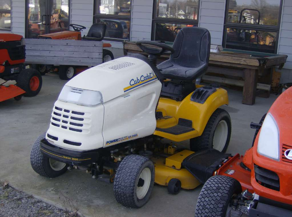 Used 2009 Cub Cadet GT 3100 in Knox, PA