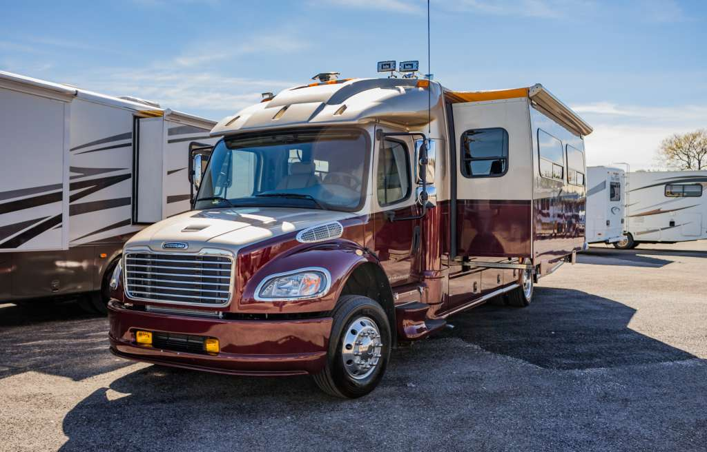 Largest Selection Of Pre Owned Motor Homes Travel