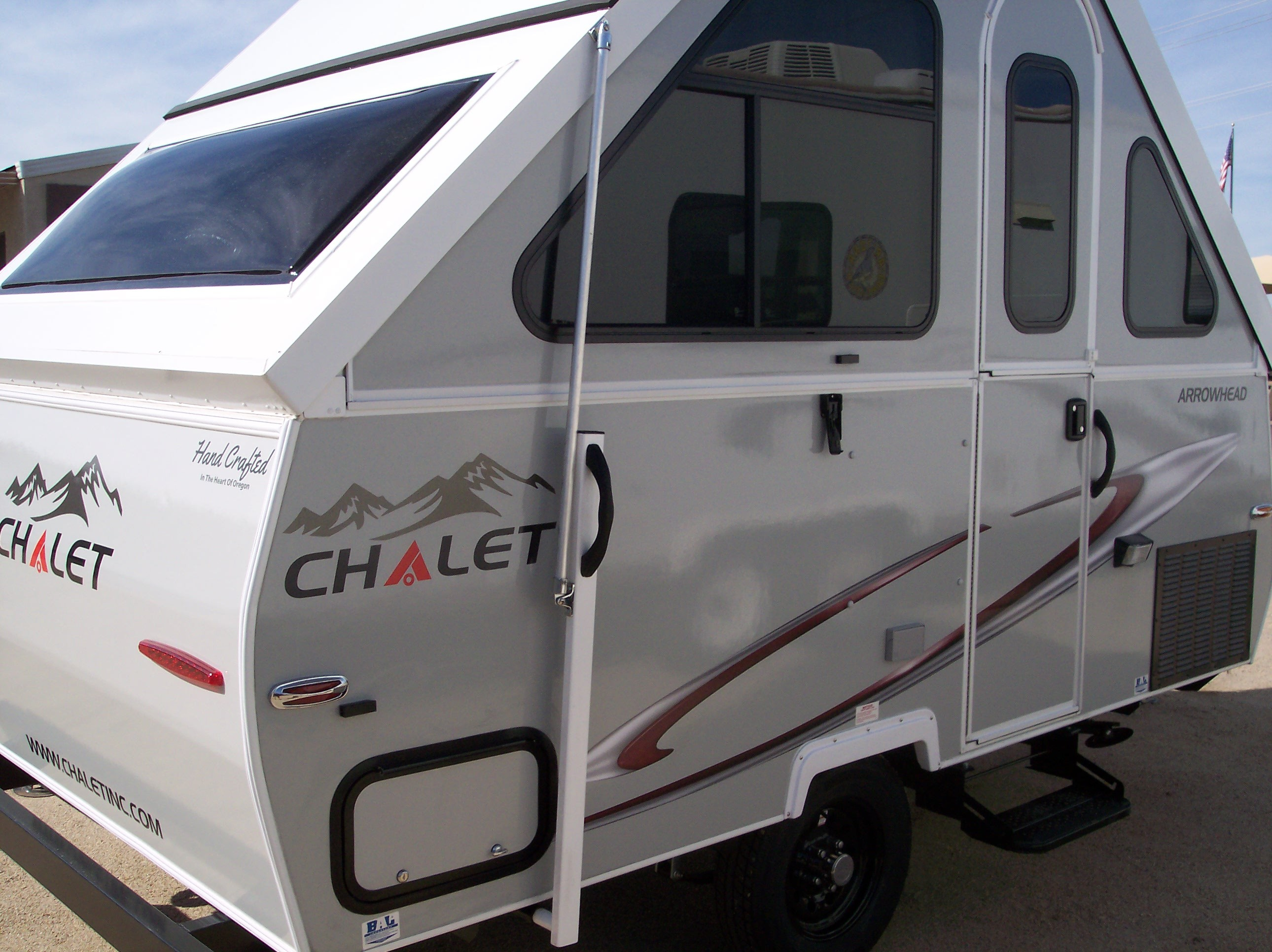 New 2019 Chalet Arrowhead Travel Trailers