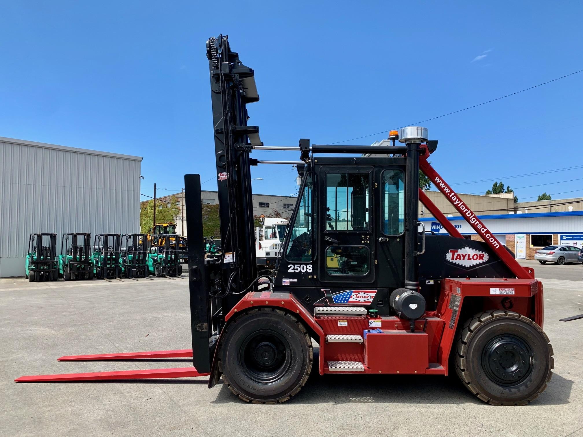 Washington Liftruck,a full line forklift and intermodal equipment