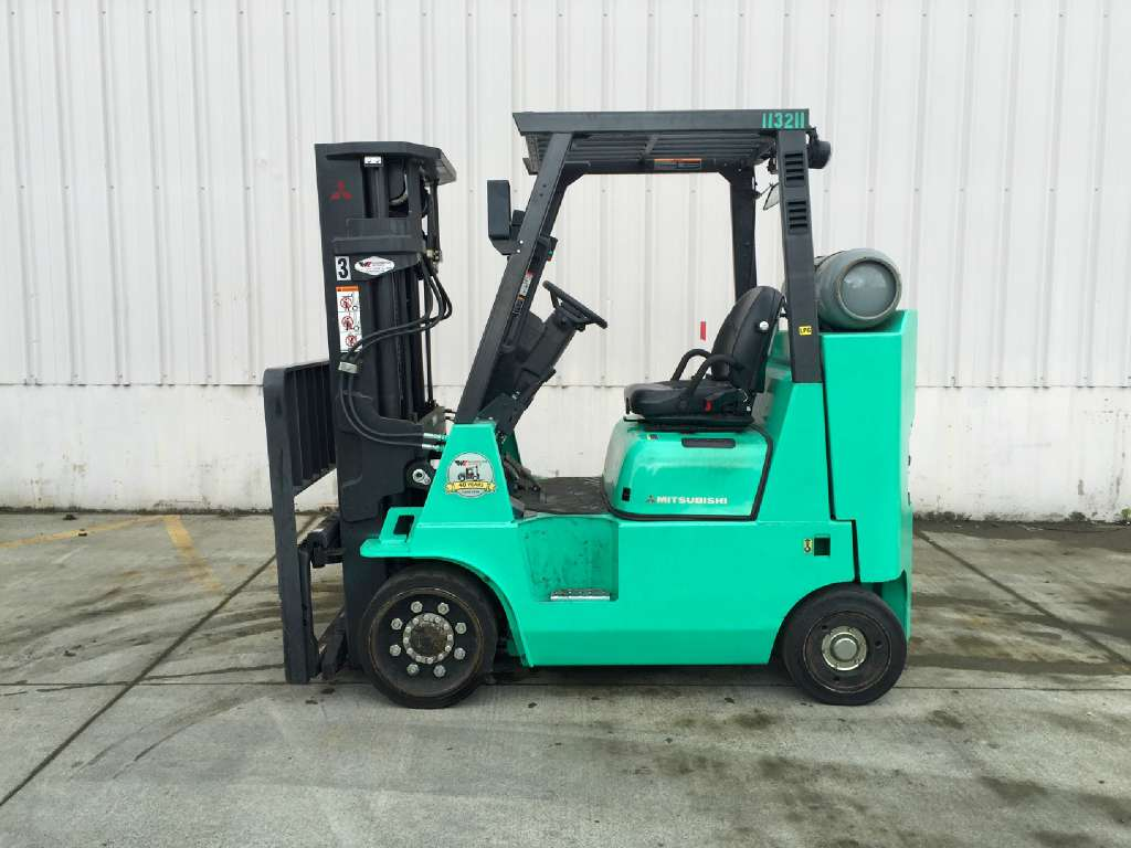 Washington Liftrucka Full Line Forklift And Intermodal Equipment