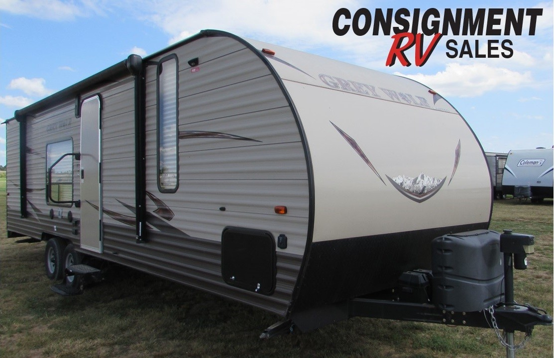 Used 2016 Forest River Grey Wolf 26RR in Carthage, MO