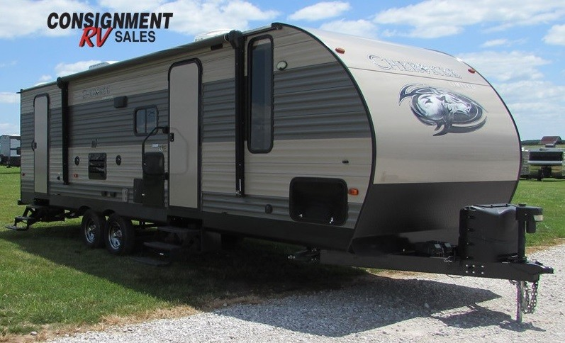 Used 2017 Forest River Cherokee 274DBH in Carthage, MO