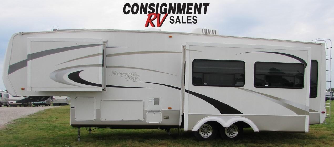 Used 2007 KZ RV Montego Bay 30KSB3 in Carthage, MO