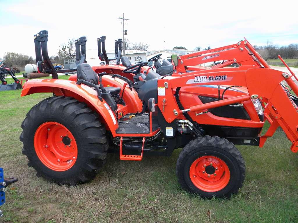 Kioti Tractor dealers in Tx Used