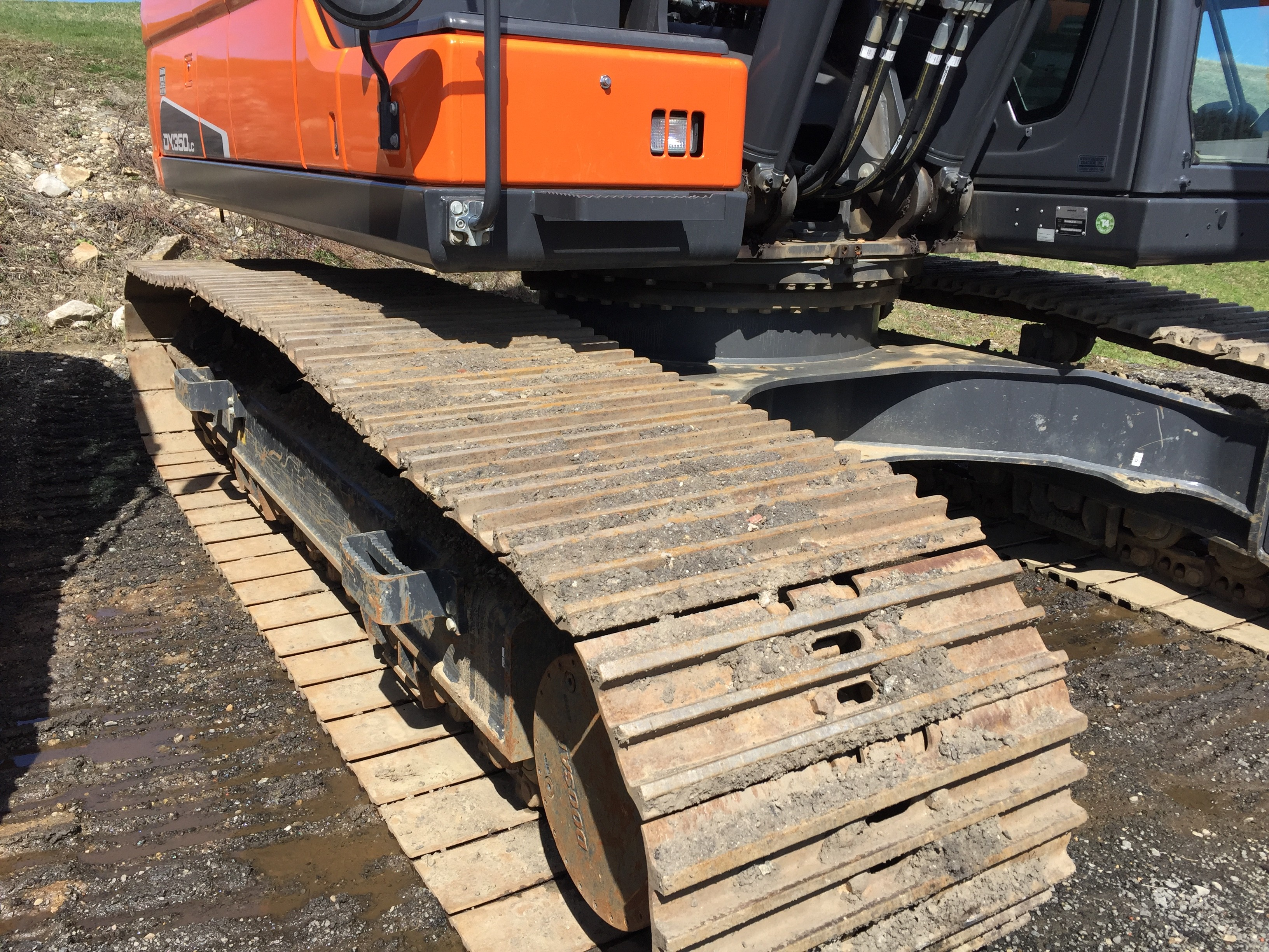 Used 2015 Doosan Construction DX350LC-5 in BREWSTER, NY