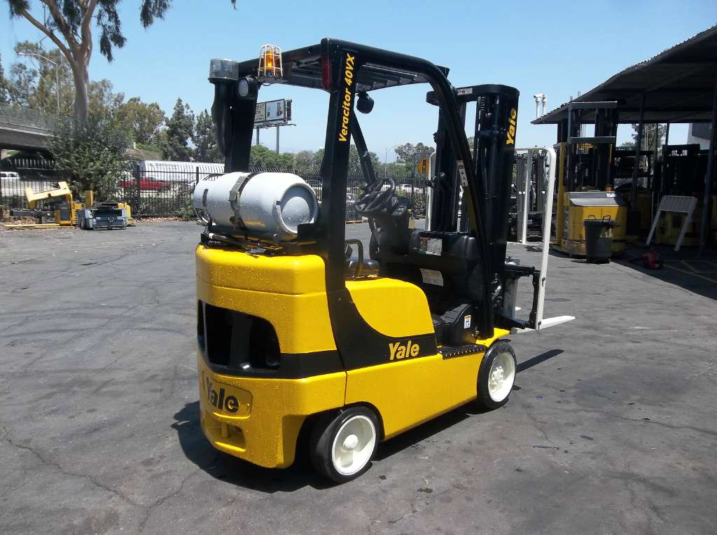Forklifts Southern California Los Angeles Diesel Power