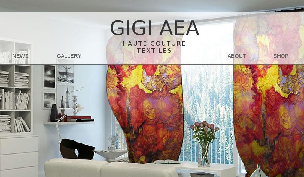 Gigi Aea Haute Couture Textiles