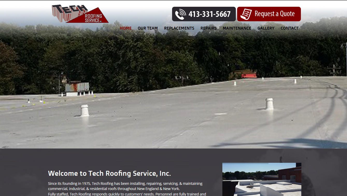 Tech Roofing Service, Inc.