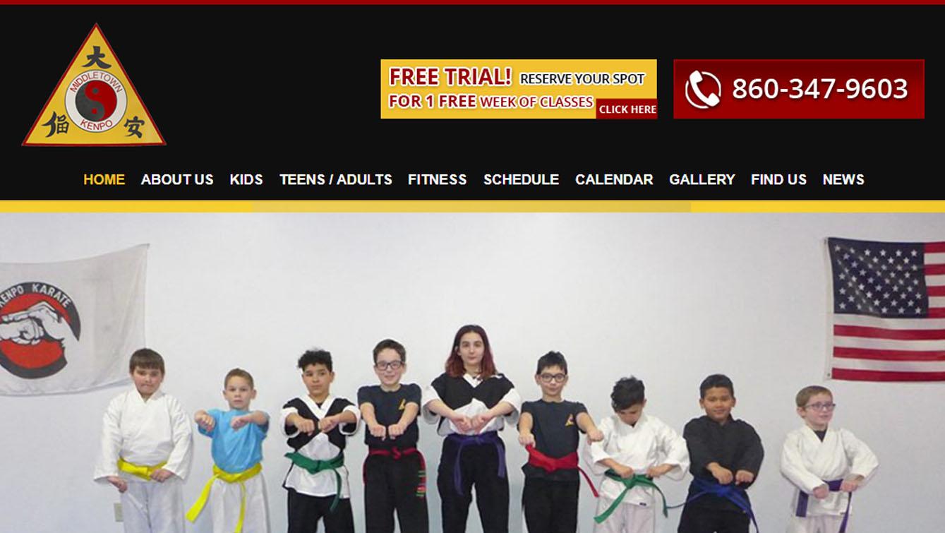 Middletown Kenpo Karate Studio