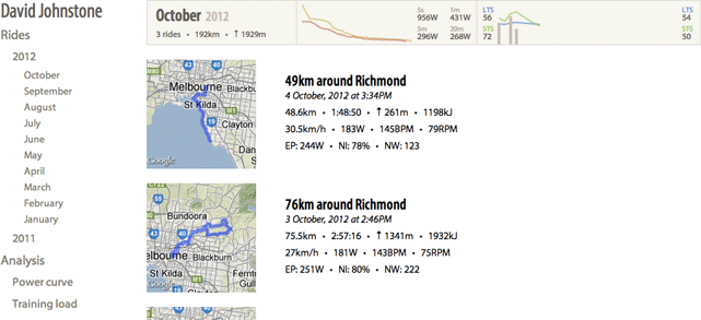 Image showing the improved ride navigation