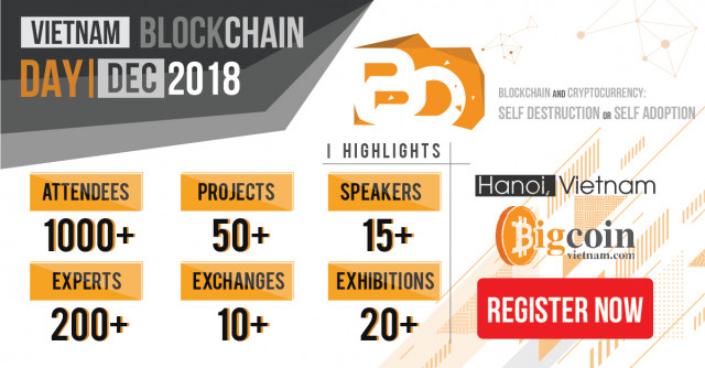 Vietnam Blockchain Day Season Two