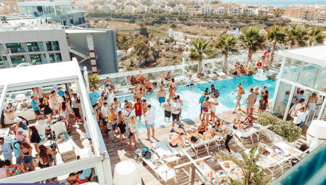 Two weeks to go: Malta AI Blockchain Summit Launching Exclusive Pool Party