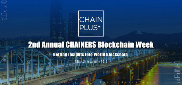 CHAIN PLUS+ Blockchain Summit, Seoul