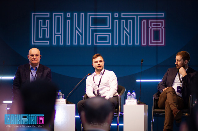 ChainPoint 18 Blockchain Conference Wrap Up
