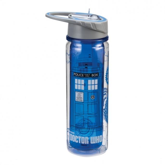 Doctor Who TARDIS 18 oz. Tritan Water Bottle