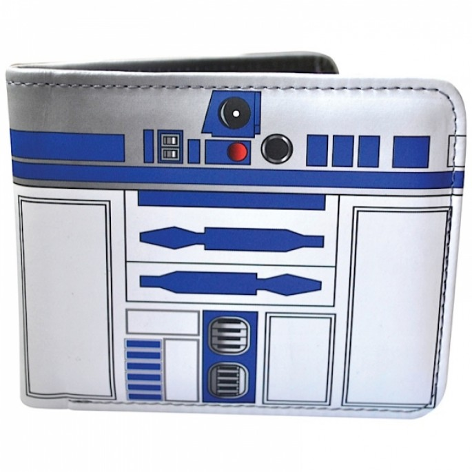 Star Wars R2D2 Bifold Wallet