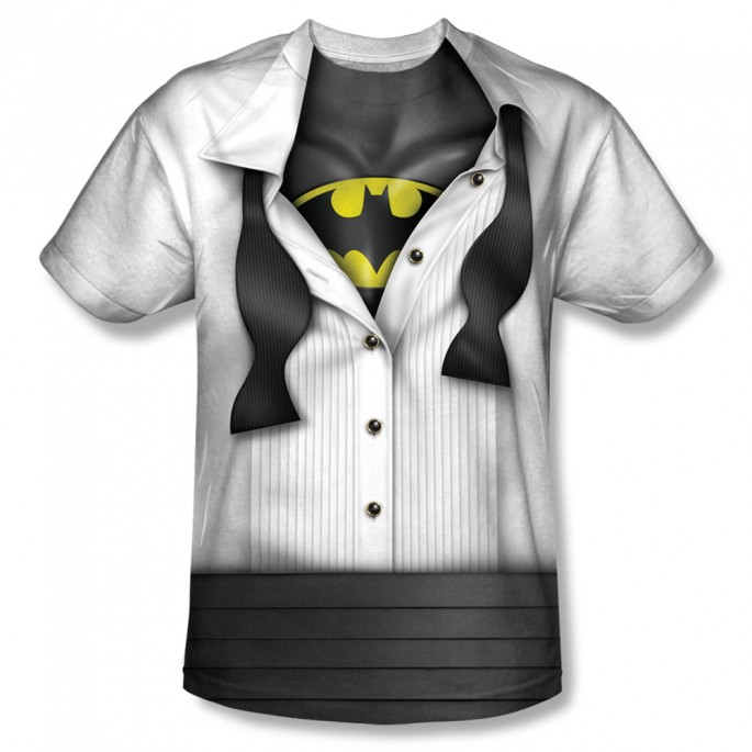 Batman I'm Batman Polyester Adult T-shirt