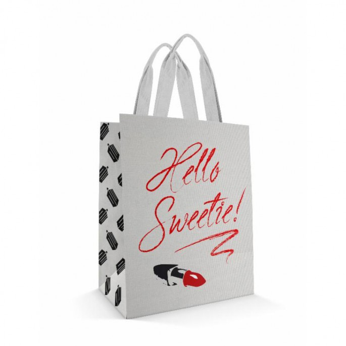 Doctor Who Hello Sweetie Tote Bag