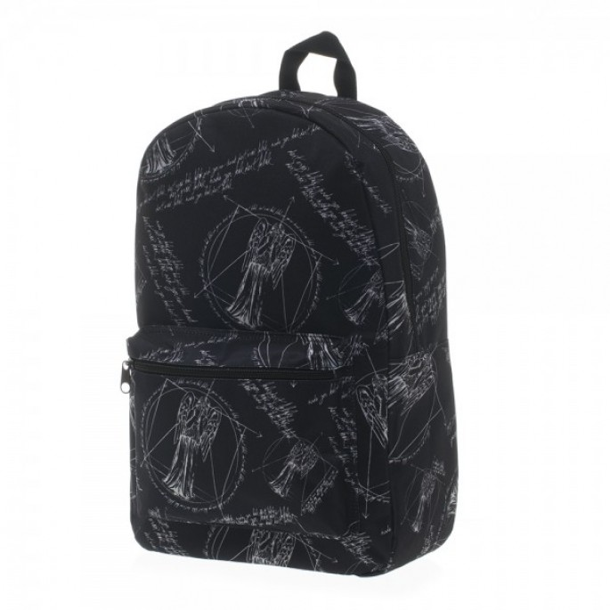 Doctor Who Weeping Angels Sublimated Backpack