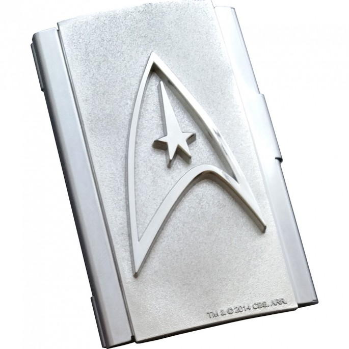 Star Trek Command Business Card Holder