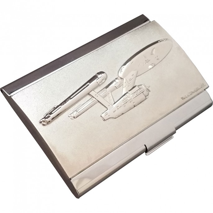 Star Trek TOS Enterprise Business Card Holder