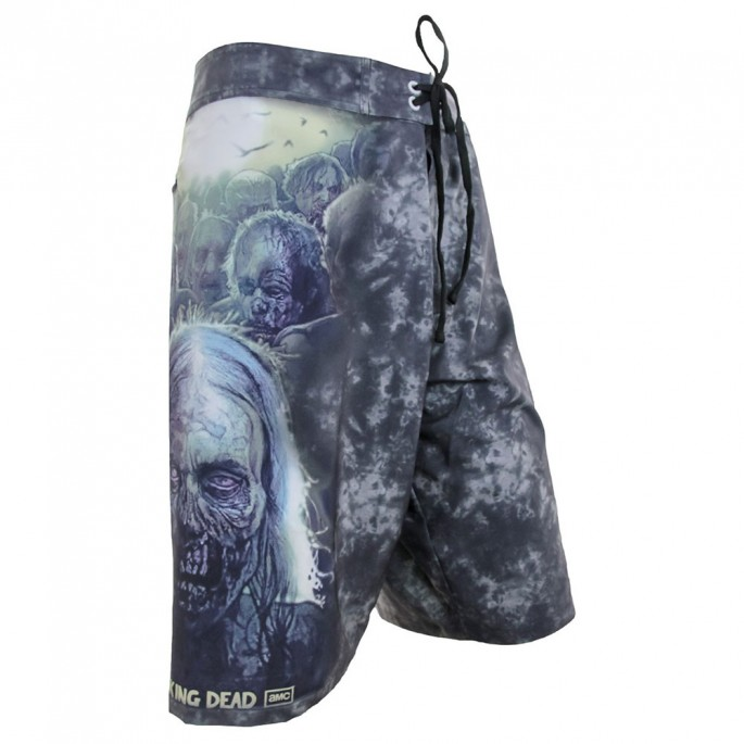 The Walking Dead Moon Walkers Boardshorts