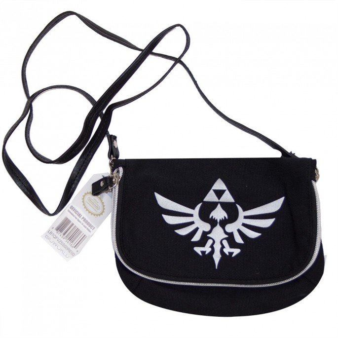 Nintendo Zelda Mini Cross Body Bag