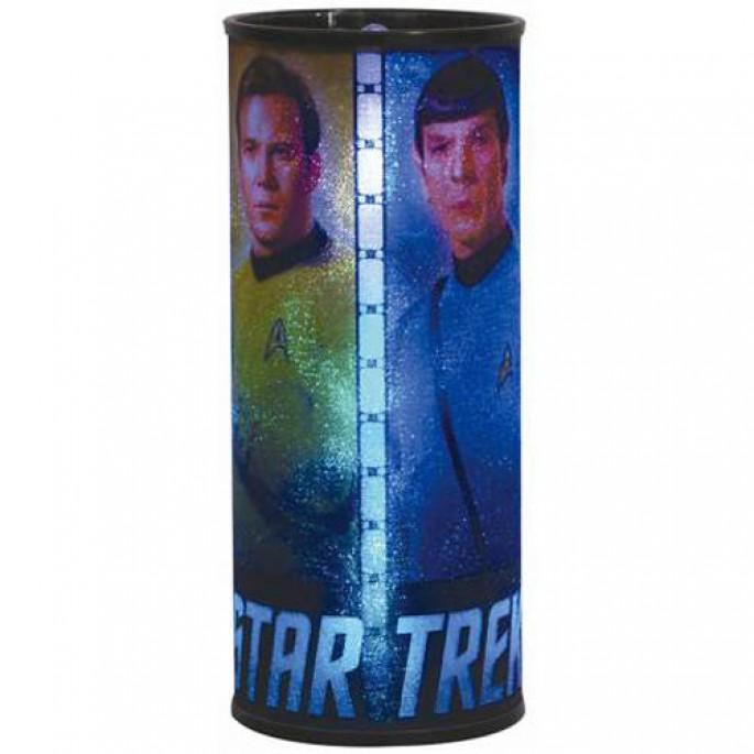 Star Trek Cylindrical Nightlight