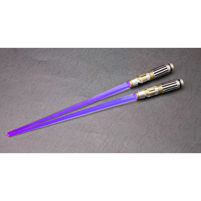 Star Wars Mace Windu Lightsaber Light Up Chopsticks