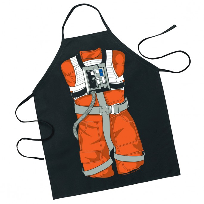 Star Wars Luke Skywalker X-Wing Pilot Apron
