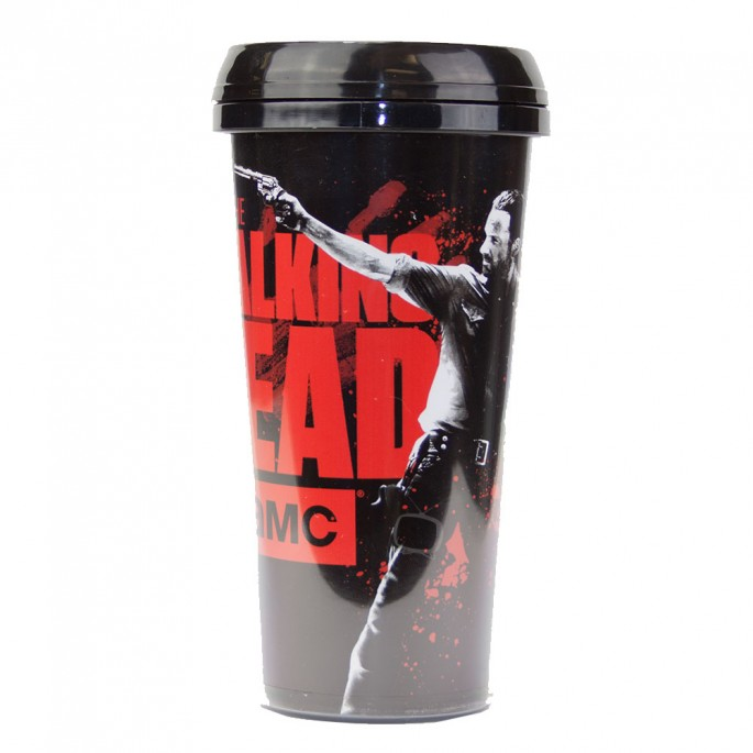 Walking Dead Rick Travel Mug