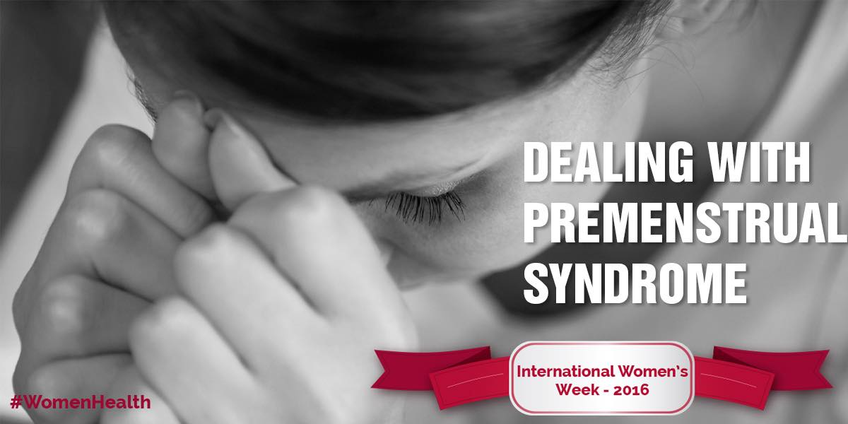 Dealing With Premenstrual Syndrome