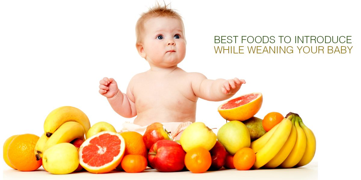 Watch your baby to know when to start weaning