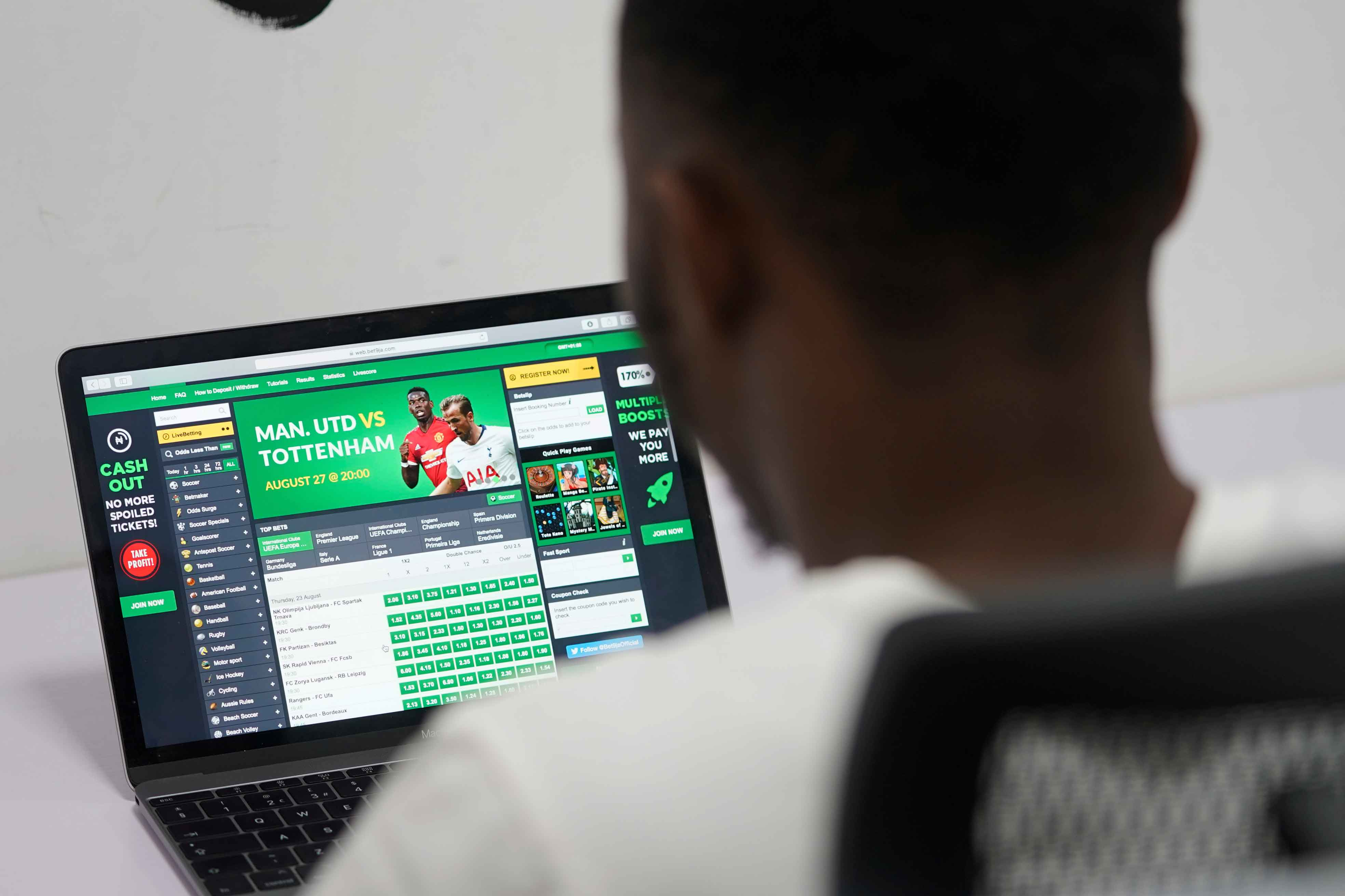 Inside Nigeria's ₦5-billion-daily Betting industry
