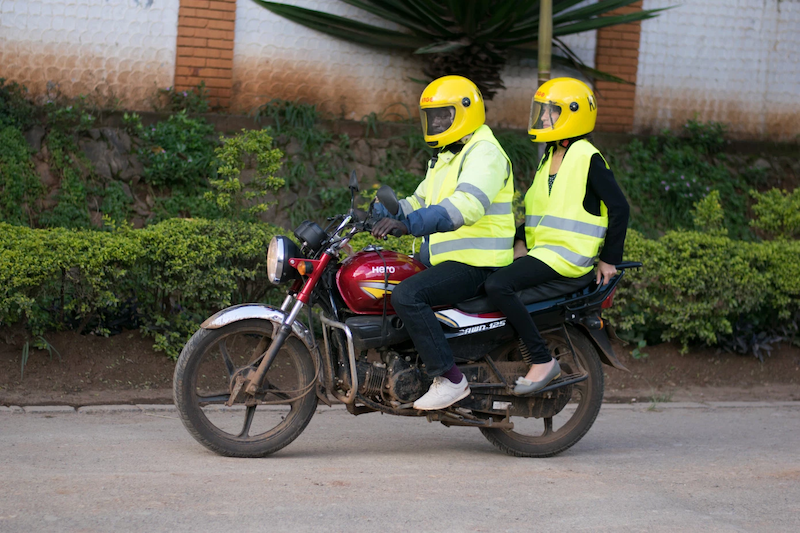 The booming two-wheel automobile sector in Kenya