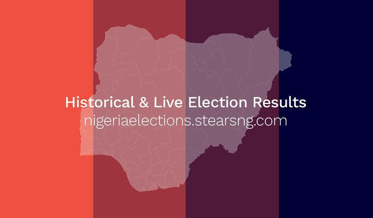 Young Nigerians visualising Elections data via Stears