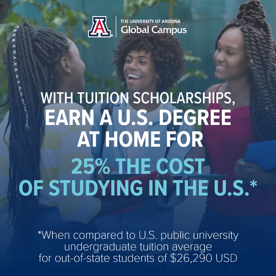 University of Arizona and Leadspace launch Global Campus to serve Nigerians