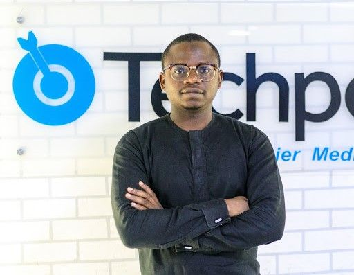 Adewale Yusuf, Founder of Techpoint