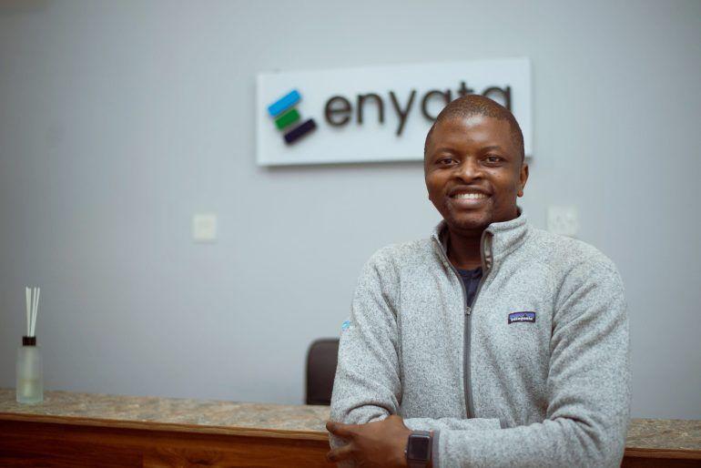 Oladayo Oyelade, founder and CEO of Enyata